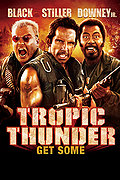 Tropic Thunder poster & wallpaper