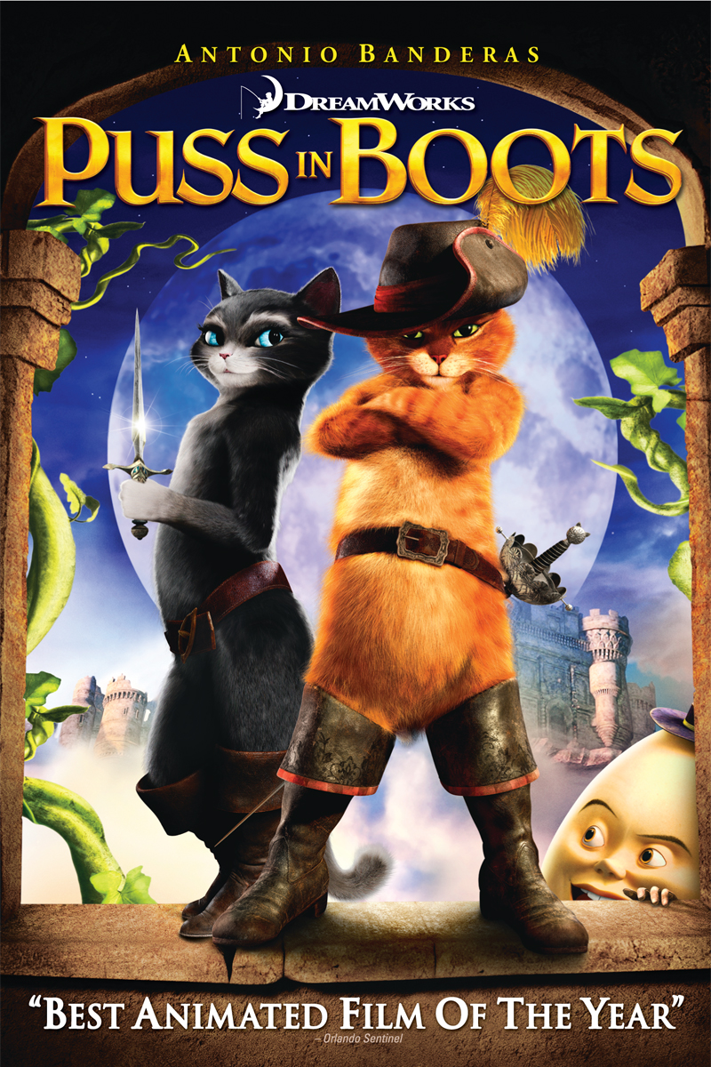 Puss in Boots (2011) - Rotten Tomatoes