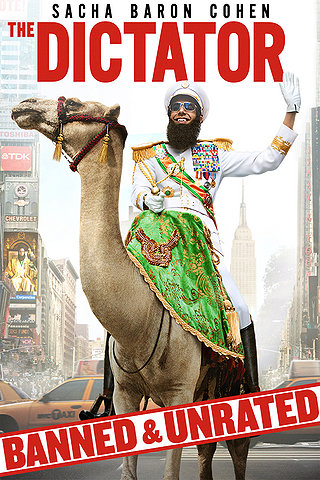 The Dictator (Banned & Unrated)