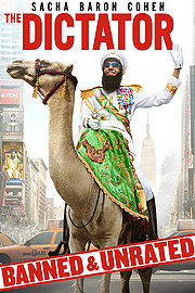 The Dictator: Unrated