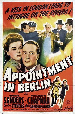 Appointment in Berlin