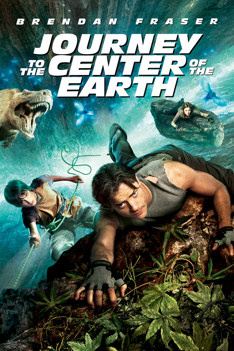 journey to the center of the earth stream