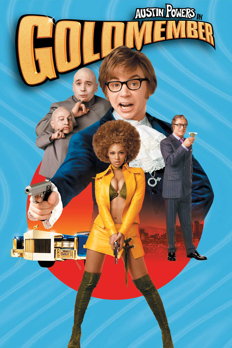 Austin powers goldmember peeing