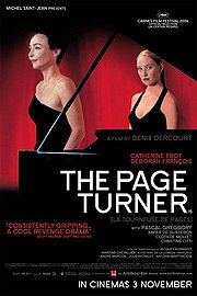 The Page Turner (La Tourneuse de pages)
