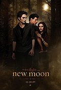 The Twilight Saga: New Moon poster &amp; wallpaper