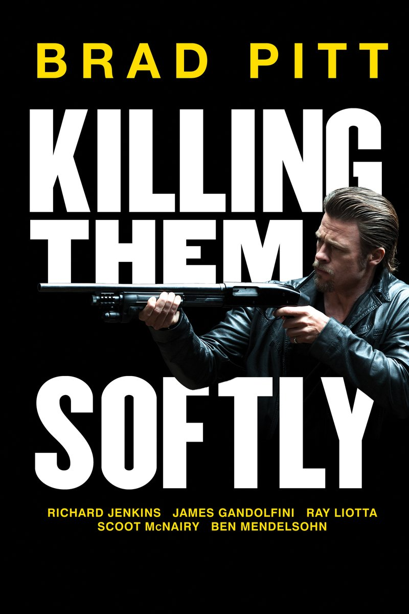 Poster del film Cogan - Killing Them Softly