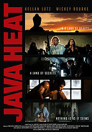 Java Heat poster Kellan Lutz Jake