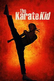 Poster The Karate Kid Movie