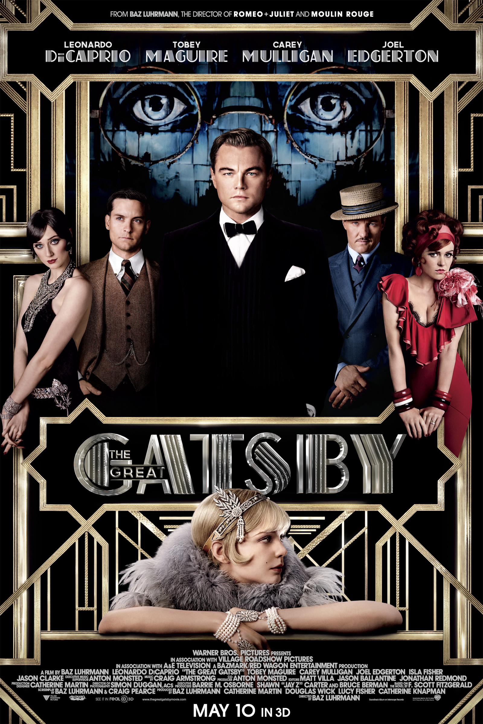 GREAT GATSBY IN 3D, THE (IN DIGITAL) (PG-13)