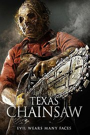 Texas Chainsaw poster