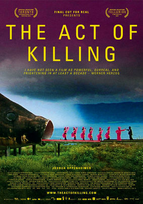 The Act of Killing (2012) Full Movies Stream