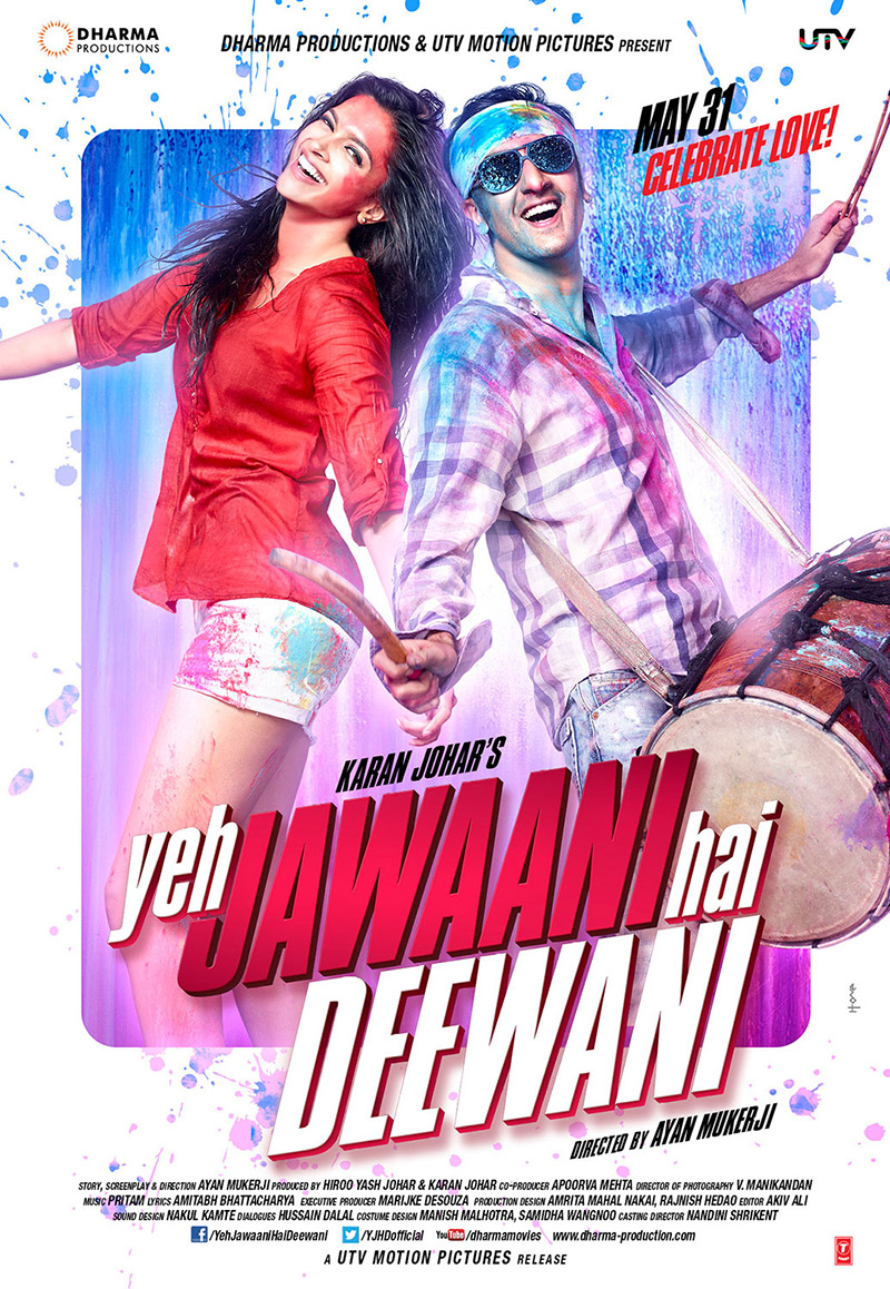 YEH JAWAANI HAI DEEWANI (HINDI) (IN DIGITAL) (Unrated)