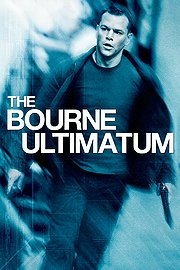 The Bourne Ultimatum (2007) Poster