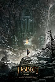 Poster The Hobbit: The Desolation of Smaug (2013) Movie