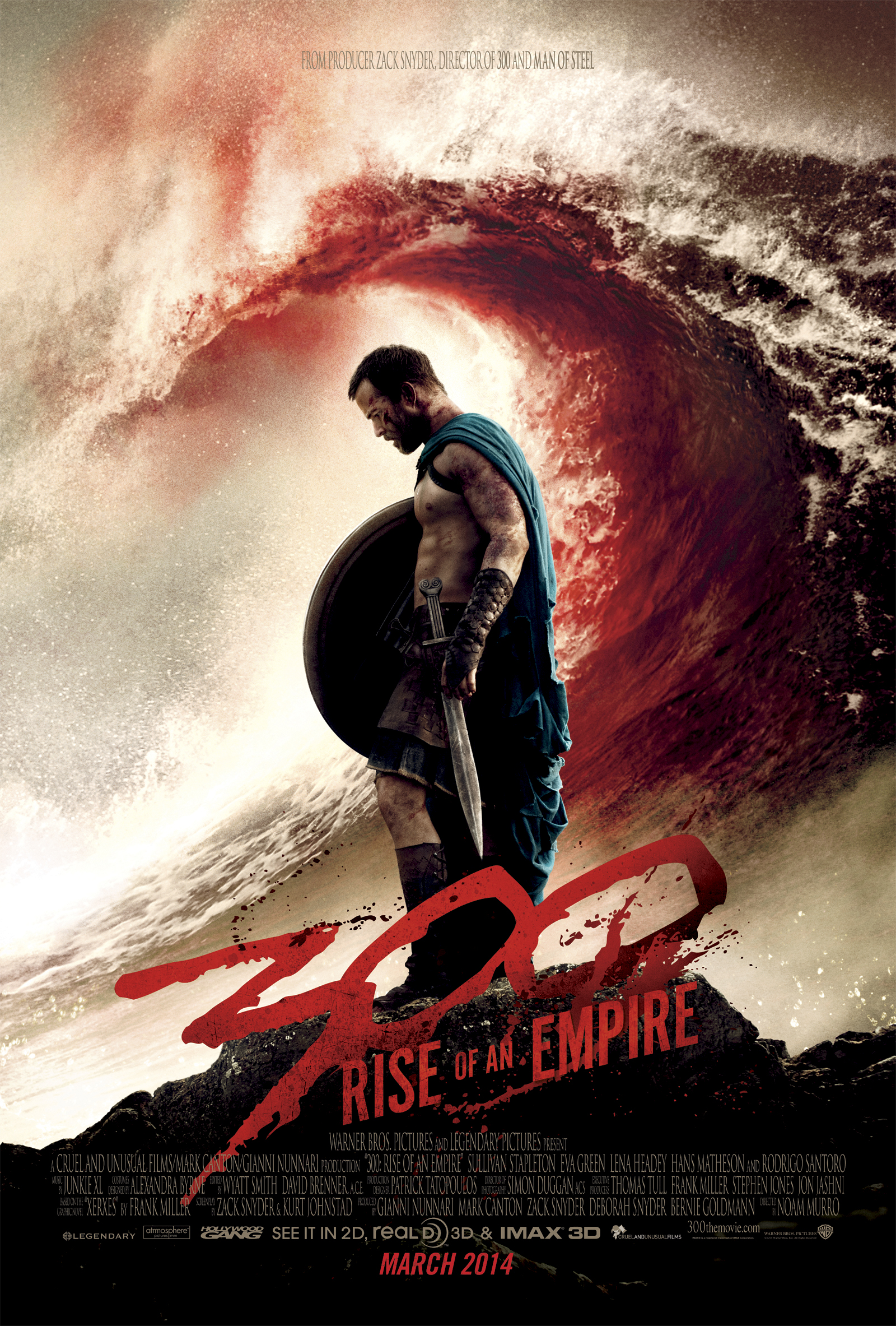 300: RISE OF AN EMPIRE 3D (IN DIGITAL) (R)