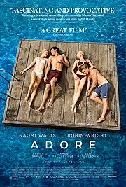 Adore movie poster