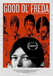 Poster Good Ol' Freda (2013) Movie
