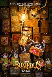 Watch The Boxtrolls (2014) Online Megaupload Synopsis