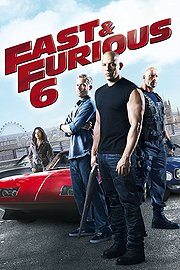 Poster Furious 6 (2013) Movie