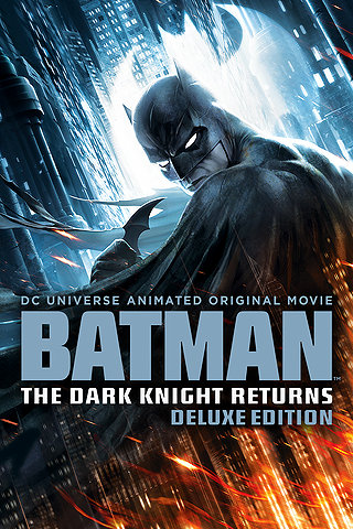 DCU: Batman: The Dark Knight Returns Deluxe Edition