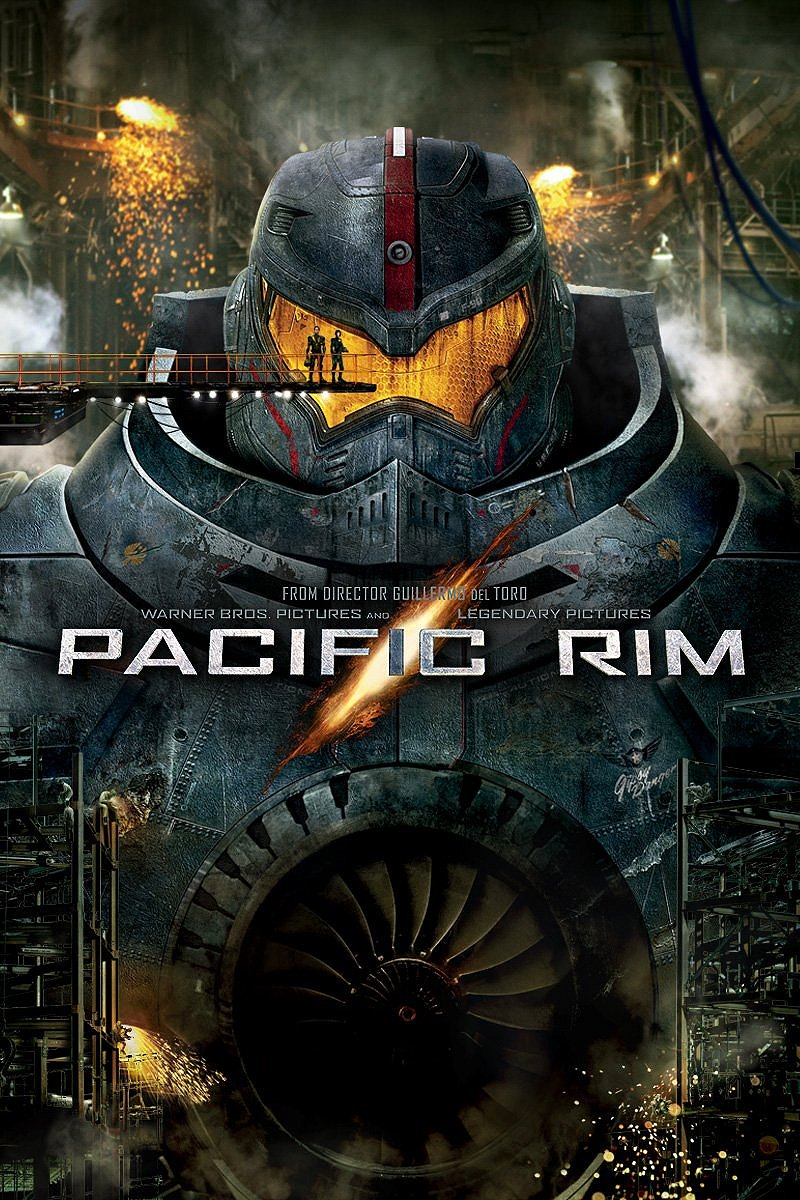 The Replay: MOVIES! Pacific Rim (2013) Pacific Rim 2013 Dvd Cover