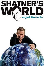 Shatner's World... We Just Live in It... poster