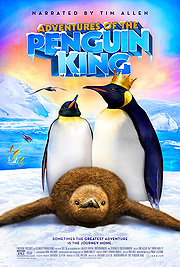 Adventures of the Penguin King 3D (2013)