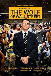 Poster The Wolf of Wall Street (2013) Movie