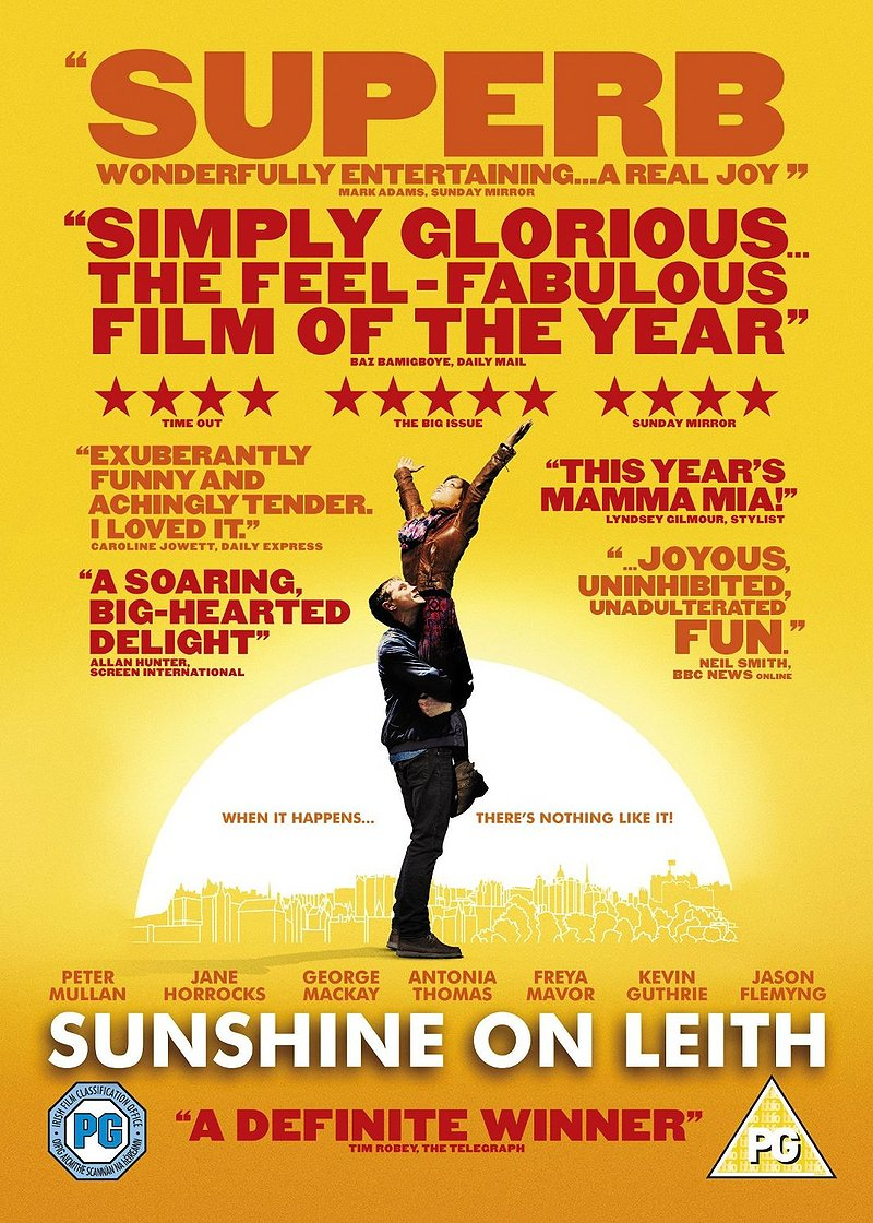 Sunshine on Leith (2013) Napisy pl