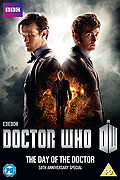 Doctor Who 50th Anniversary Special: The Day Of The Doctor