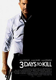 Watch 3 Days To Kill (2014)  Movie Free Online Streaming