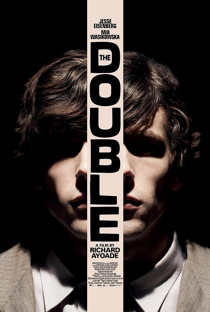 The Double Poster Featuring Jesse Eisenberg