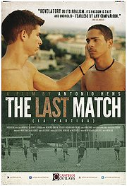 The Last Match movie 2014 poster