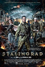 Poster Stalingrad (2013) Movie