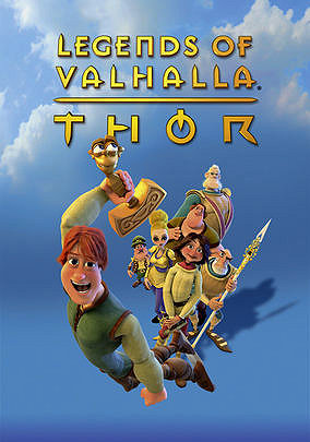 Hetjur Valhallar - ��r (Legends of Valhalla: Thor)