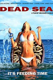 Dead Sea (2014)  Action | Horror | Sci-Fi  (BLURAY)