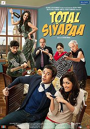 Watch Total Siyapaa (Total Chaos) Full Movie Megashare