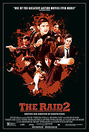 Watch The Raid 2 Good Streaming Movie Sites
