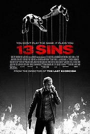 Watch 13 Sins Full Movie Megashare