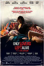 Only Lovers Left Alive 2014