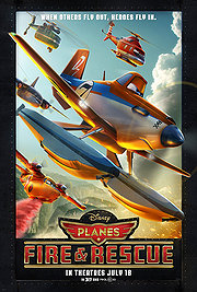 Planes: Fire & Rescue (2014) New In Theaters | Animation * ENGLISH