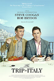 The Trip to Italy (2014) Comedy (BLURAY) Steve Coogan