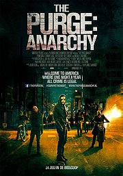 The Purge: Anarchy (2014) NEW in Theaters (ENGLISH) Action | Horror