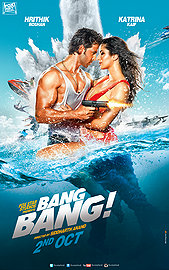 BANG BANG (2014) NEW in Theaters (DVDScr) Hindi