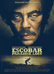 Escobar: Paradise Lost (2015) In Theaters | Thriller (HDRip)  Benicio Del Toro