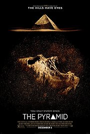 The Pyramid (2014) Horror (HD) In Theaters