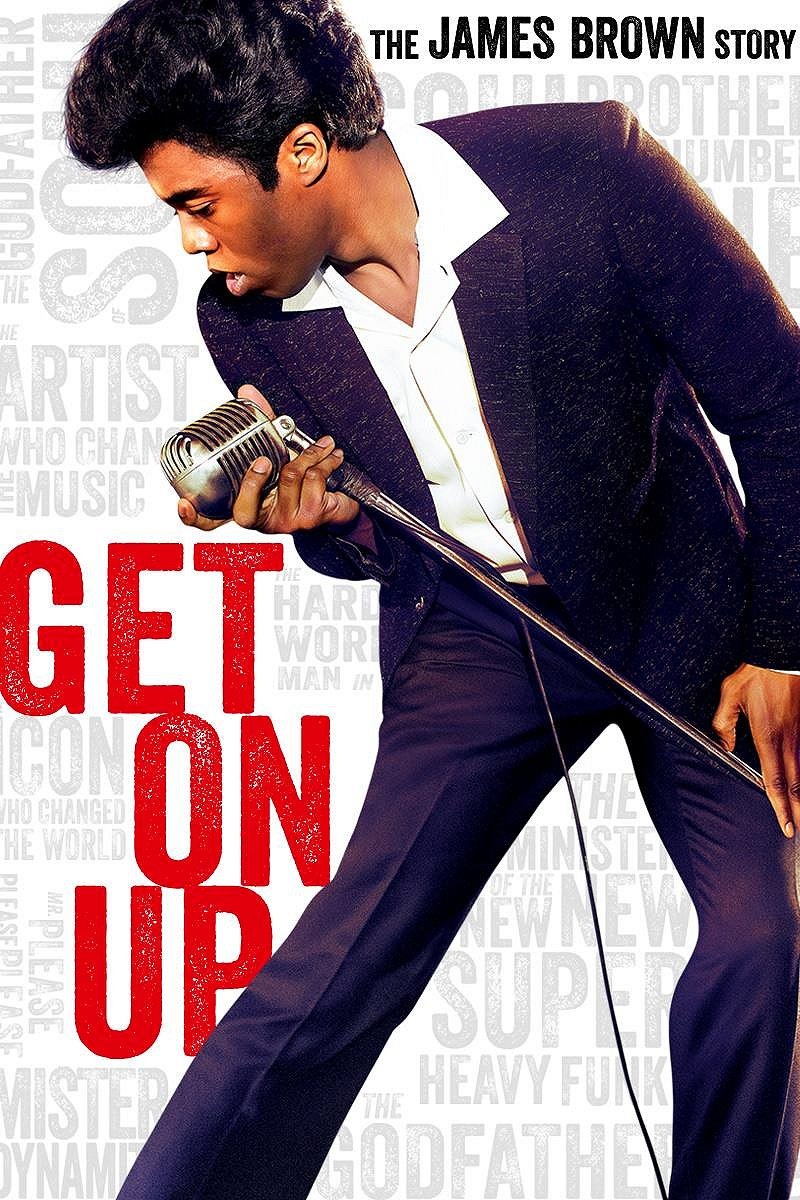 Get up the movie