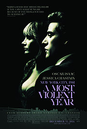 A Most Violent Year (2014) In Theaters (DVDSCR) Action | Crime