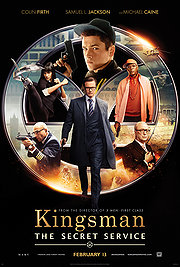 Kingsman: The Secret Service (2015) Action | Comedy  (HDC) added