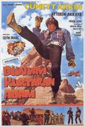 Dünyayi kurtaran adam (The Man Who Saves the World) (Turkish Star Wars) movie poster